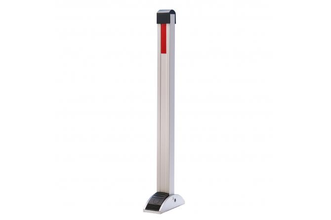 Sesam Sprint Kip-Paal aluminium 70x50mm #1   Edelstaal palen   Groven Store Safety