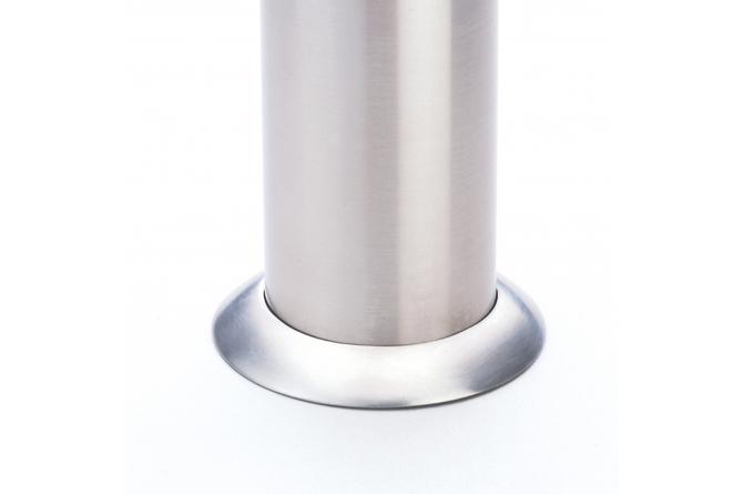 Sokkelring edelstaalpaal 60mm Ø #1   Edelstaal palen   Groven Store Safety