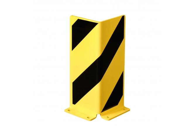 Black Bull hoek aanrijdbeveiliging 400x160x6mm #1 | Hoekbescherming | Groven Store Safety