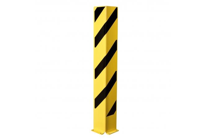 Black Bull hoek aanrijdbeveiliging 1200x160x6mm #1 | Hoekbescherming | Groven Store Safety