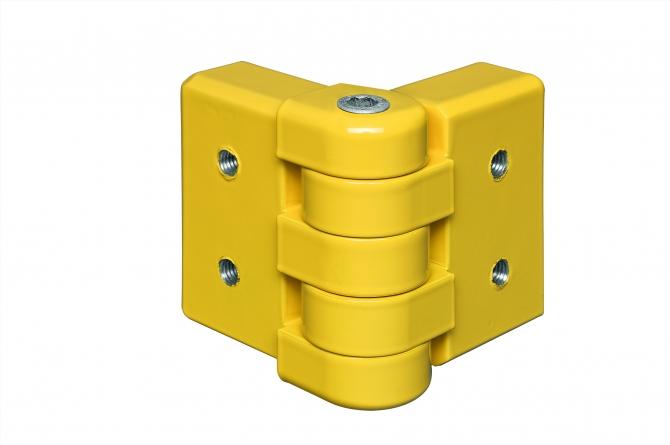Hoekplanken scharnier  #1   Hoekbescherming   Groven Store Safety