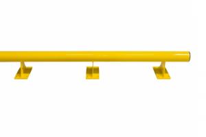beveiligingsbalk h200xl 2000xd3mm #2   Wielgeleider   Groven Store Safety