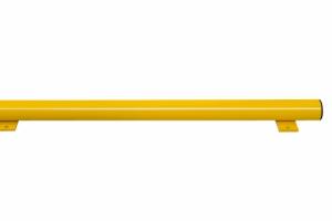 beveiligingsbalk staal kunststof l1750mm #2 | Wielgeleider | Groven Store Safety