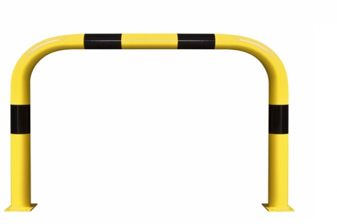 black bull rambeveiligingsbeugel xl 1200x1500mm kunststof #1 | Beschermingsbeugel | Groven Store Safety