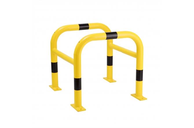 MORION zuilbescherming 600x720x720mm thermisch verzinkt #1 | Paalbeschermer | Groven Store Safety