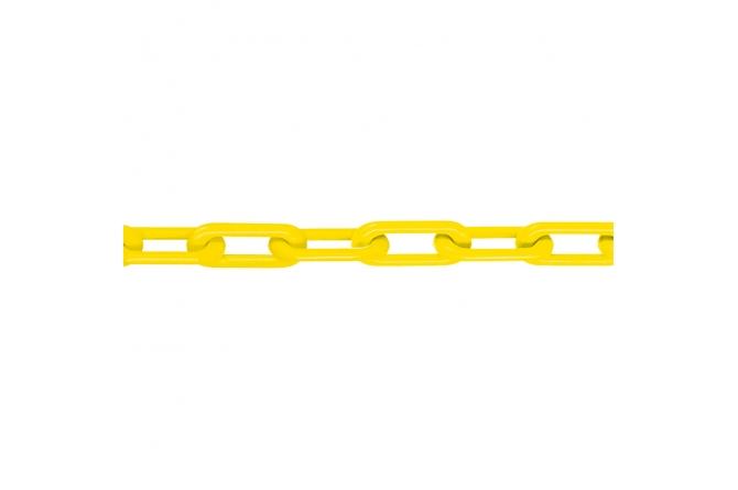 MNK klasse afzetkettingen 1 bundel 50m geel #1 | Afzetketting | Groven Store Safety