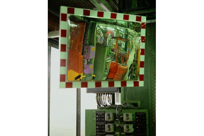DURABEL verkeersspiegel 800x1000mm #1 | Veiligheidsspiegels | Groven Store Safety