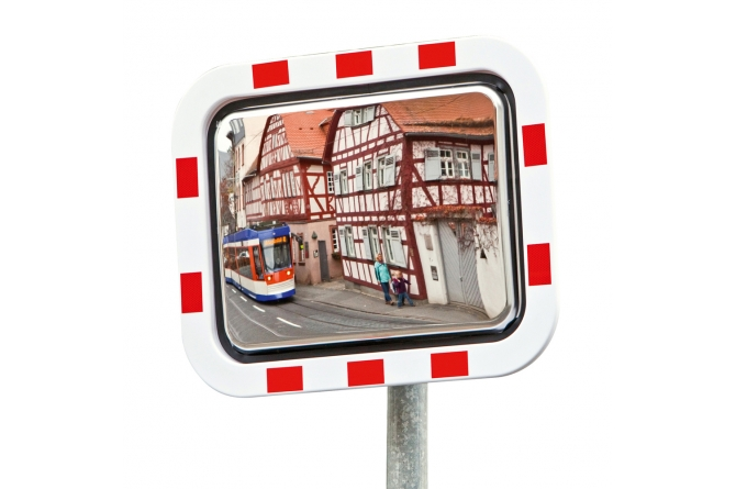 DURABEL Ice Free Eco 450x600mm #1   Verkeersspiegel buiten   Groven Store Safety
