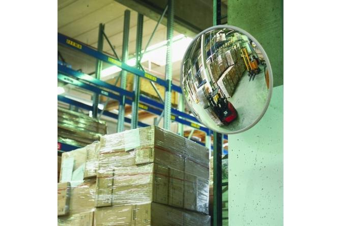 SPION industriespiegel rond 400mm Ø #1 | Veiligheidsspiegels | Groven Store Safety