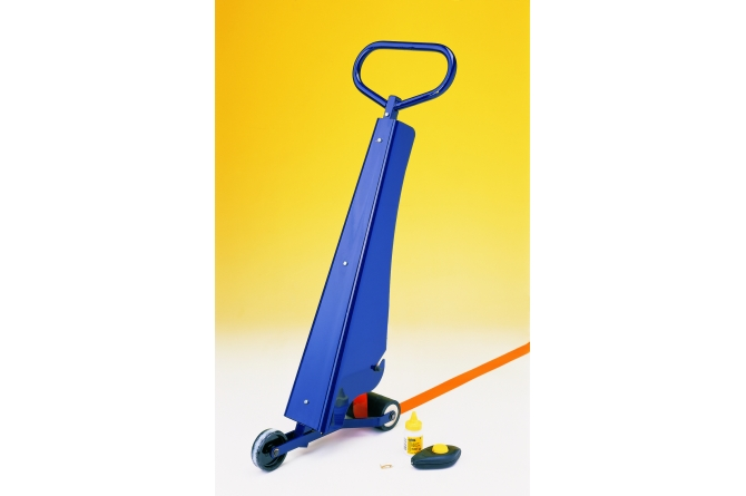 PROLine zelfklevende tape bodemmarkering SET blauw #1 | Markeringstape | Groven Store Safety