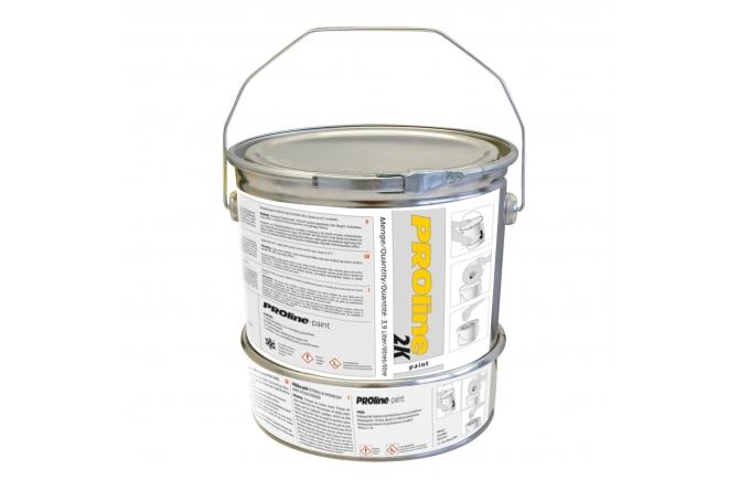 Proline paint 2 componenten vloerverf 5 ltr, 7030 #1 | Vloerverf | Groven Store Safety