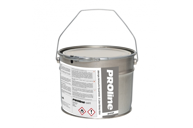 PROline anti-slip vloerverf 5ltr steengrijs #1   Vloerverf   Groven Store Safety