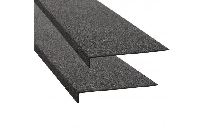 PROLine anti-slip hoek kunststof zwart 230x800mm #1   Markeringstape   Groven Store Safety
