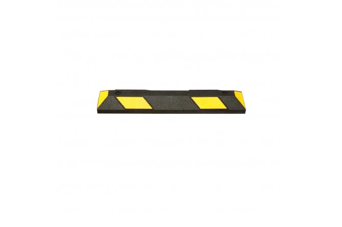 Wielstop park it, 900x150x100, zwart/geel. #1 | Wielstopper | Groven Store Safety