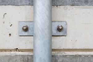 beschermingshek h1300xb1500mm staal thermisch verzinkt #2 | Beschermingsbeugel | Groven Store Safety