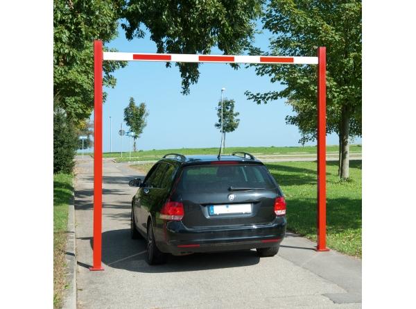 Hoogtebegrenzing parkeergarage | Groven Store Safety