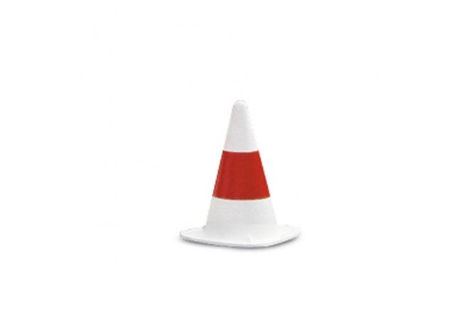 EUROPA verkeerskegel wit H510mm #1 | Pion | Groven Store Safety