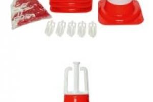 Daglichtkegel set H750mm #2   Pion   Groven Store Safety