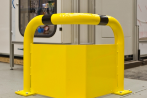 black bull hoek rambeveiligingsbeugel plint 600x600x600mm #2 | Beschermingsbeugel | Groven Store Safety