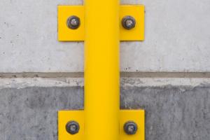 morion beveiligingsbeugel 1300x1000mm thermisch verzinkt #2   Beschermingsbeugel   Groven Store Safety
