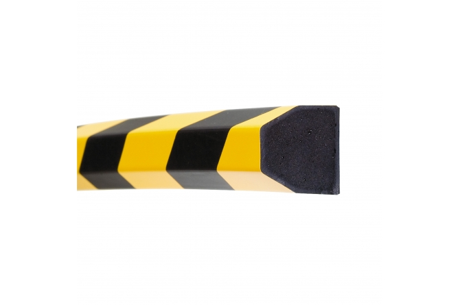 MORION stootbanden trapezium 40x40mm #1 | Stootbanden | Groven Store Safety
