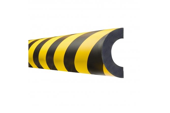 MORION buisbescherming bochtstuk 85mm #1 | Stootbanden | Groven Store Safety