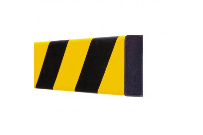 MORION oppervlaktebescherming rechthoek 60x20mm #1   Stootbanden   Groven Store Safety