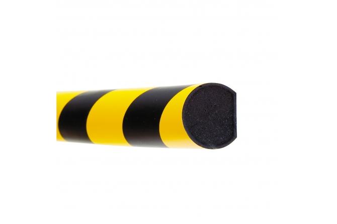 MORION stootbanden cirkel 40x32mm #1   Stootbanden   Groven Store Safety