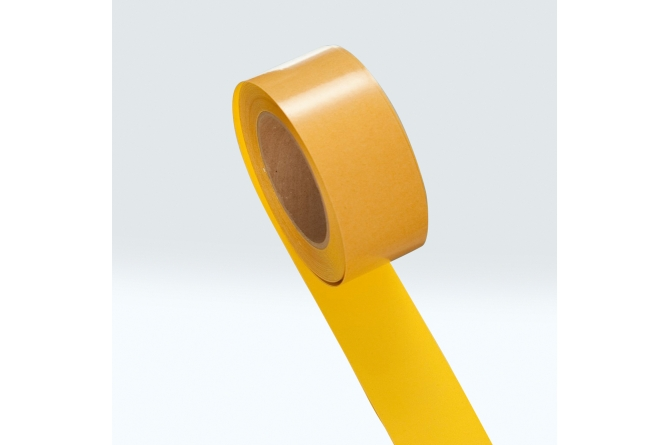 PROline tape PVC 10mx50mm, geel. #1 |  | Groven Store Safety