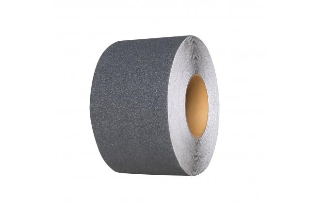 PROLine anti-slip tape grijs 100mm, rol 18,3m #1   Markeringstape   Groven Store Safety
