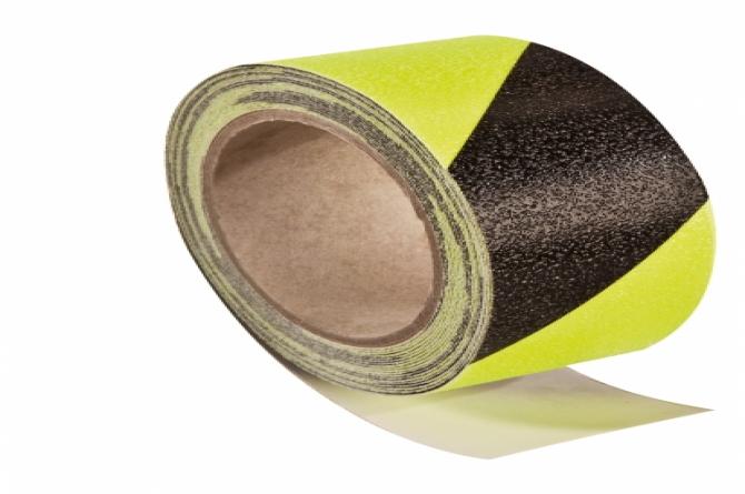 PROLine anti-slip tape fluoriserend #1 | Covid 19 Preventie | Groven Store Safety
