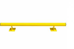 beveiligingsbalk h200xl 1500xd3mm #2   Wielgeleider   Groven Store Safety