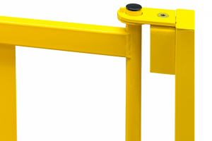 black bull balustrade deur xl-line 905x520mm #2 | Veiligheidsrailing | Groven Store Safety