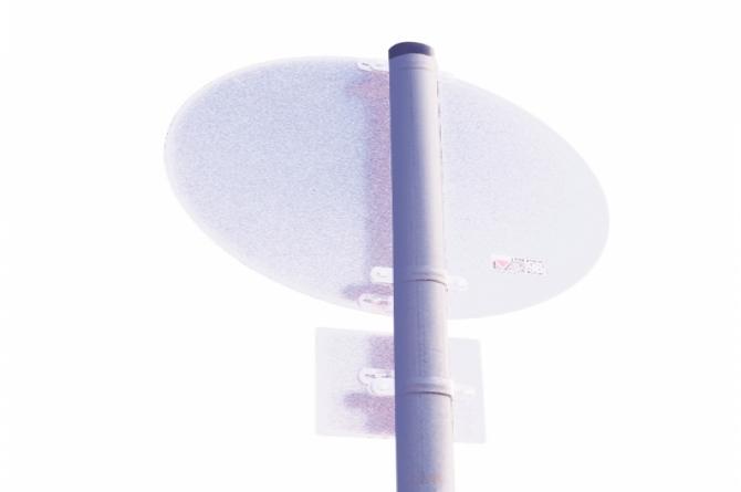 bevestigingsmateriaal paal, 76/3000/2,5mm #1 | Bevestigingsmateriaal spiegels | Groven Store Safety
