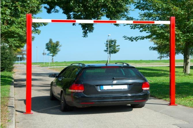 Compact hoogte begrenzer starr, 10230mm #1 | Hoogtebegrenzers | Groven Store Safety