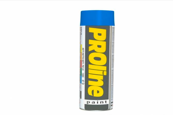 PROline lijnmarkering 750ml spuitbus blauw #1 | Markeringsverf | Groven Store Safety
