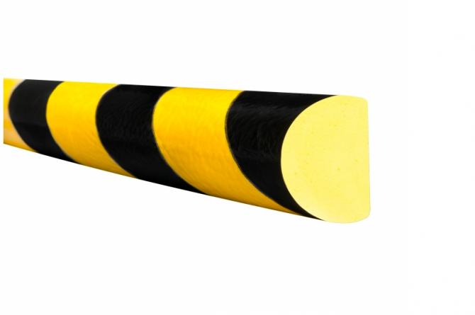 MORION stootbanden cirkel oppervlaktebescherming #1   Stootplinten   Groven Store Safety
