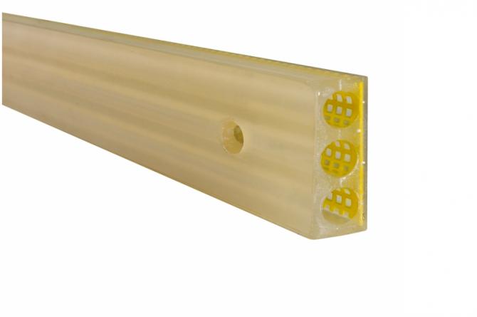 MORION bumper lengte 1000mm #1   Muurbeschermer   Groven Store Safety