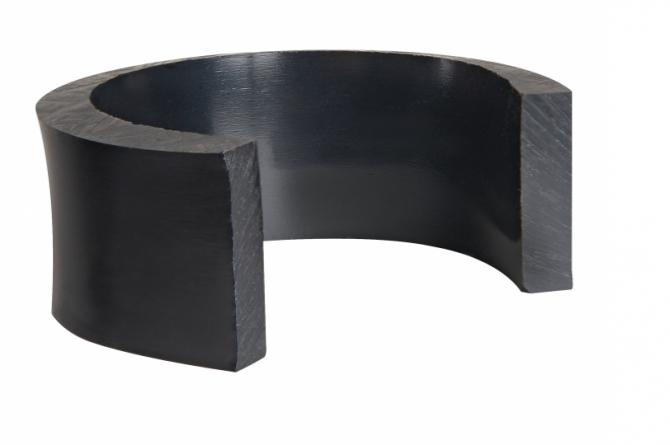 Adapter voor verkeersspiegel 60mm buis #1   Bevestigingsmateriaal spiegels   Groven Store Safety