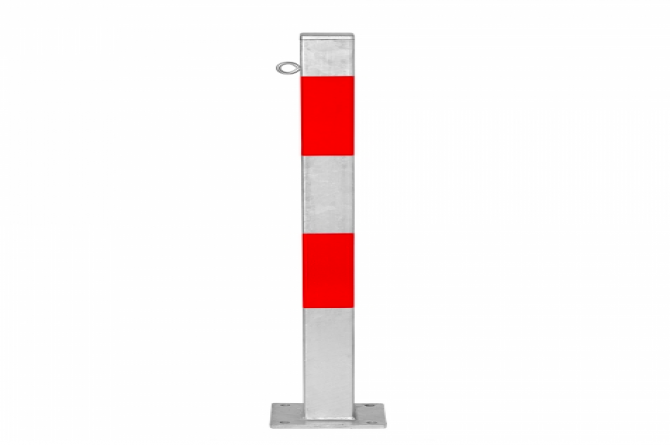 Morion afzetpaal 70x70mm, te pluggen. #1 | Om op te pluggen | Groven Store Safety