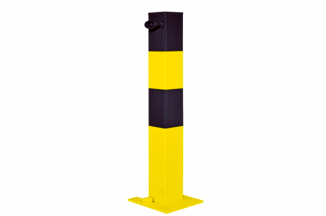 sesam B Kip paal, 70x70mm, te pluggen.  #1   Om op te pluggen   Groven Store Safety