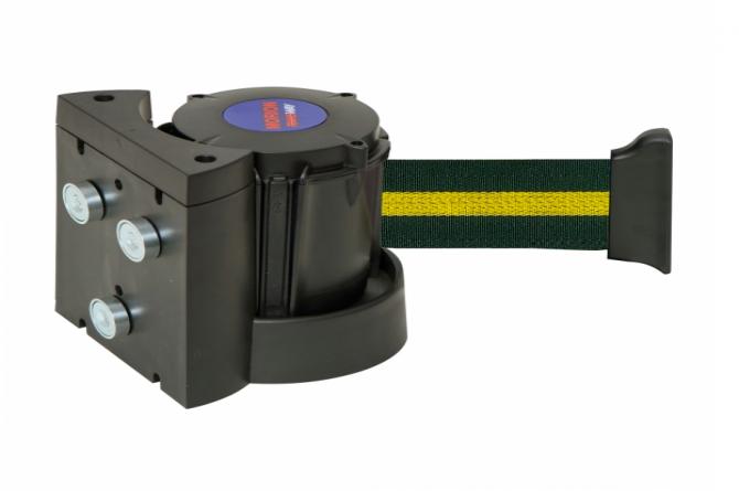 MORION wandriem 3000mm magnetisch #1   Afzetpaal met trekband   Groven Store Safety