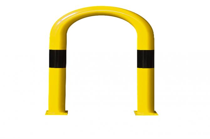 Beschermingsbeugel staal gecoat, 1200mm hoog #1 | Beschermingsbeugel | Groven Store Safety
