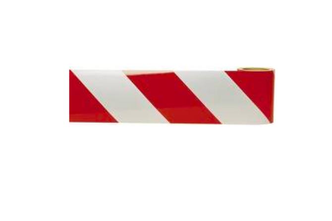 Morion waarschuwingsmarkering flex folie 2 rollen links en rechts #1 | Waarschuwingsmarkering | Groven Store Safety