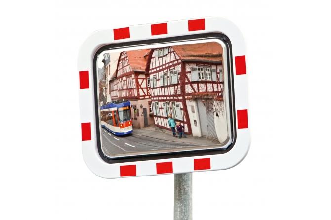 DURABEL ECO 450x600mm verkeersspiegel #1 | Veiligheidsspiegels | Groven Store Safety